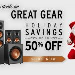 Klipsch Holiday SALE! Up to 50% off!